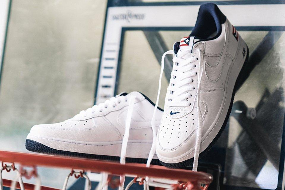 Nike Air Force 1 Puerto Rico 2020