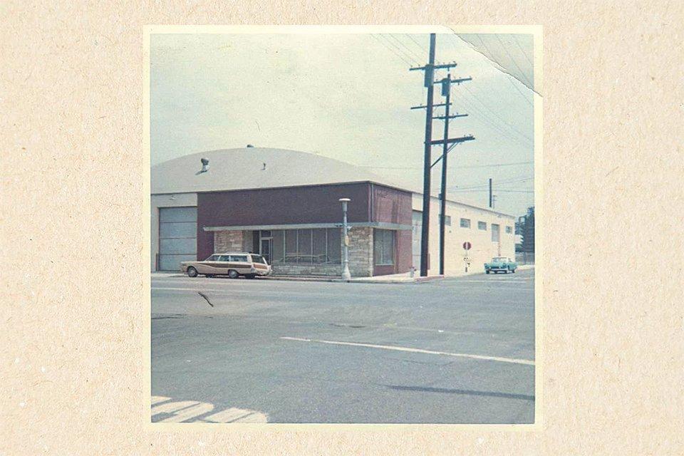 Usine Vans 1966 histoire