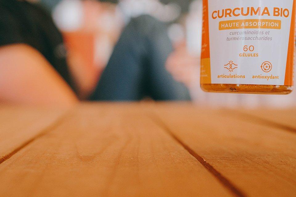 complements alimentaires nutraceutiques nutri&co test avis curcuma effets