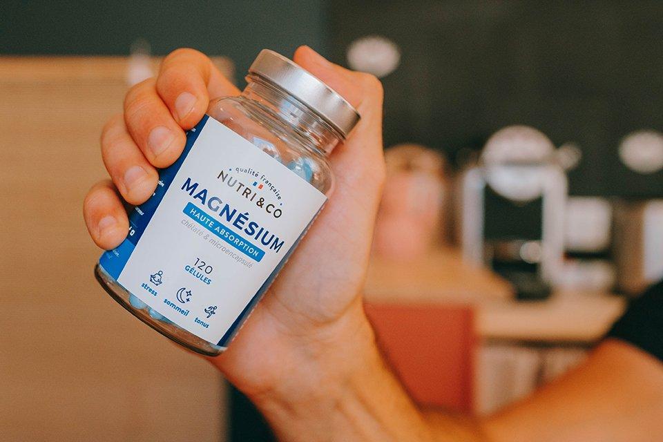 complements alimentaires nutraceutiques nutri&co test avis magnesium