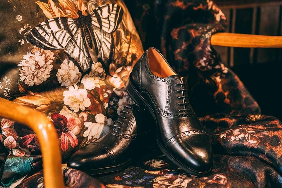 Design Chaussures Homme
