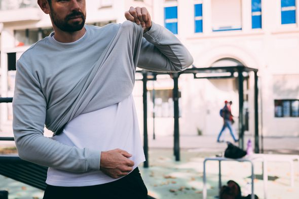 sweat sport eco responsables francus test avis interieur
