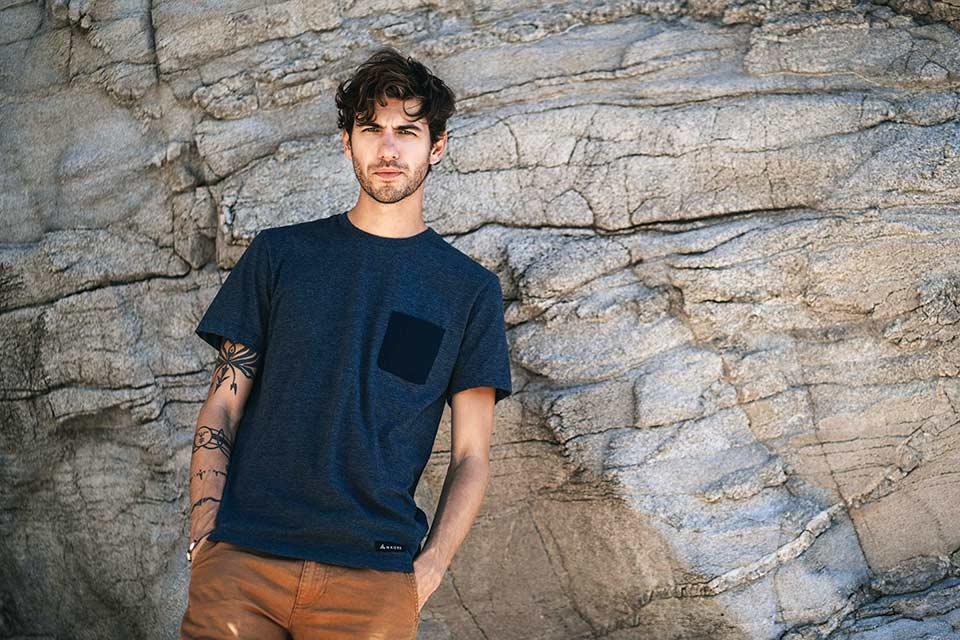 T-shirt Homme Recyclé