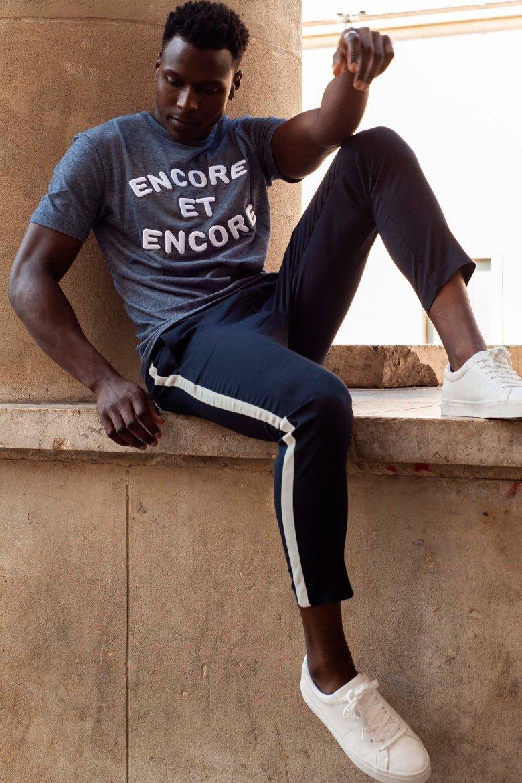 Kaizen Paris T-shirt Encore et Encore