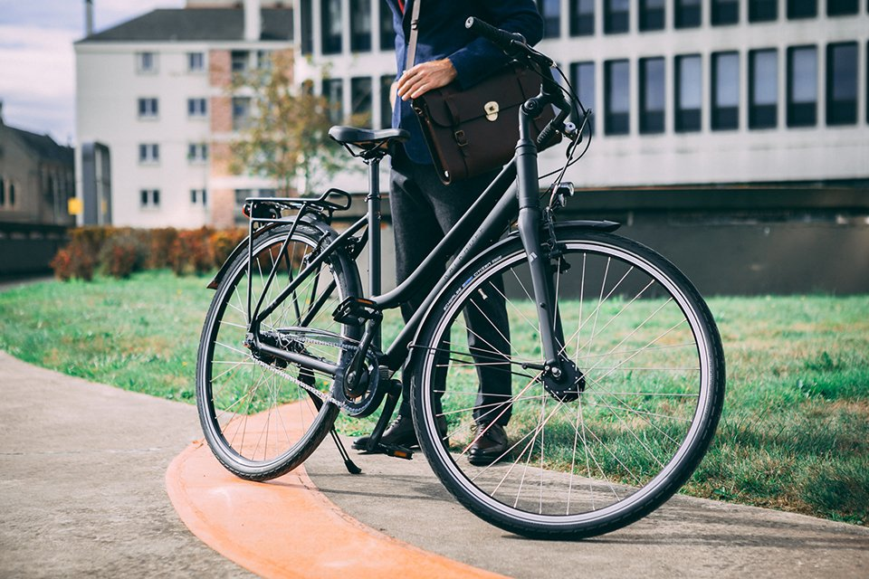 vélo ville conseils