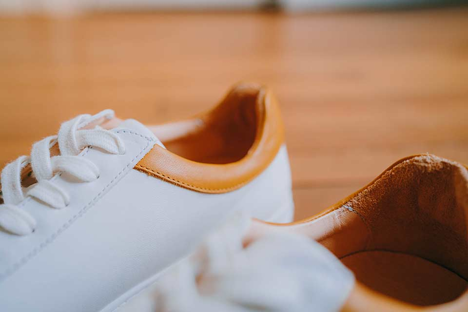 Chaussures Jaunes Homme