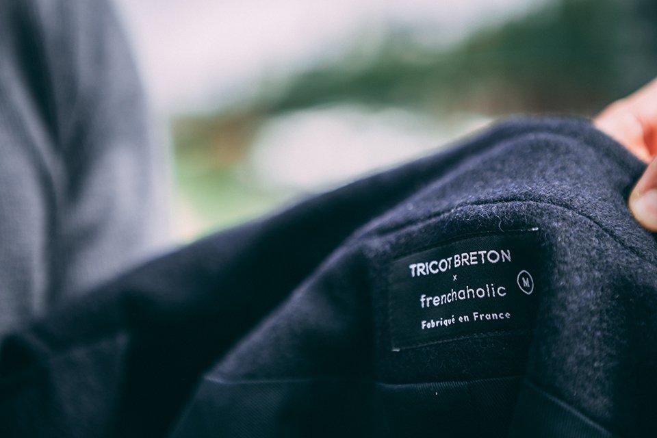 caban frenchaholic test avis etiquette marque