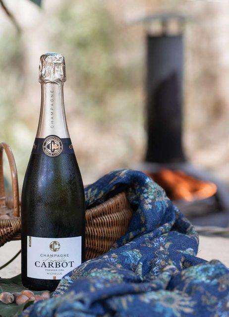 Choisir Champagne Noël
