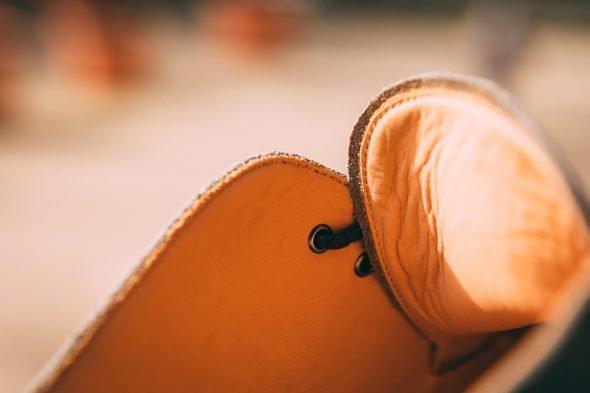 Chukka boots ypsons languette intérieure