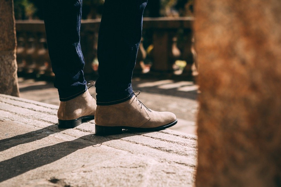 Chukka boots ypsons look rody - 2