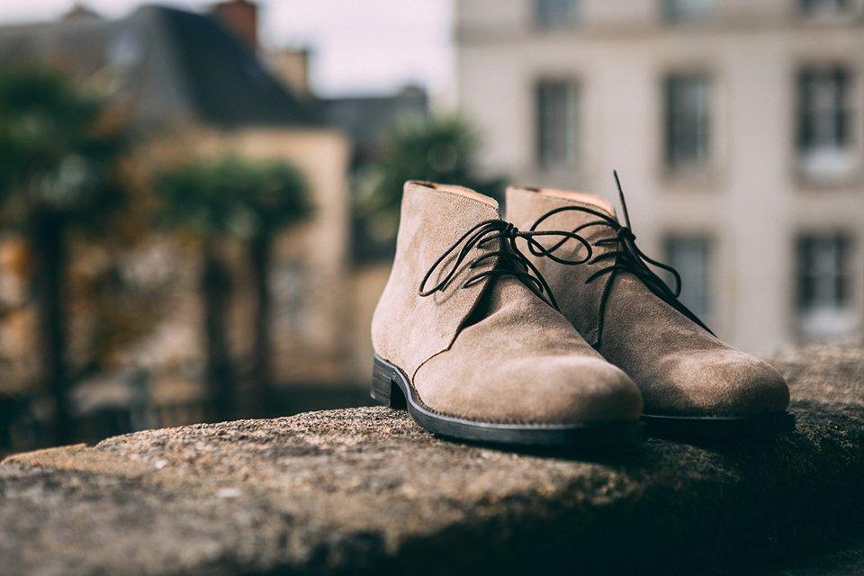 Chukka boots Ypsons vue d'ensemble-2
