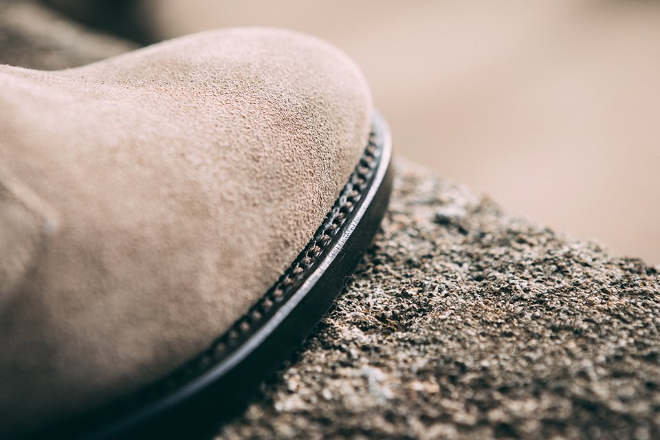 Chukka boots Ypsons zoom 2