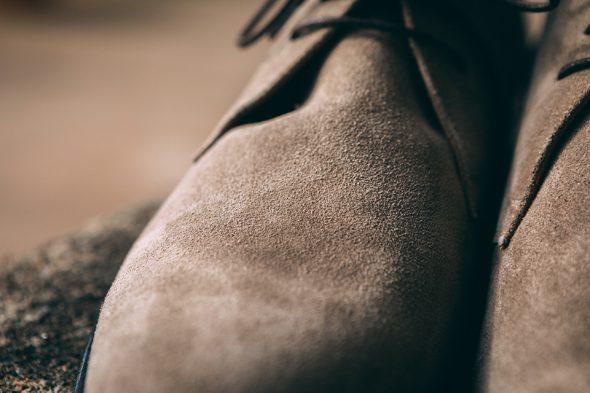 Chukka boots Ypsons zoom