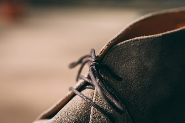 Chukka boots Ypsons zoom lacets