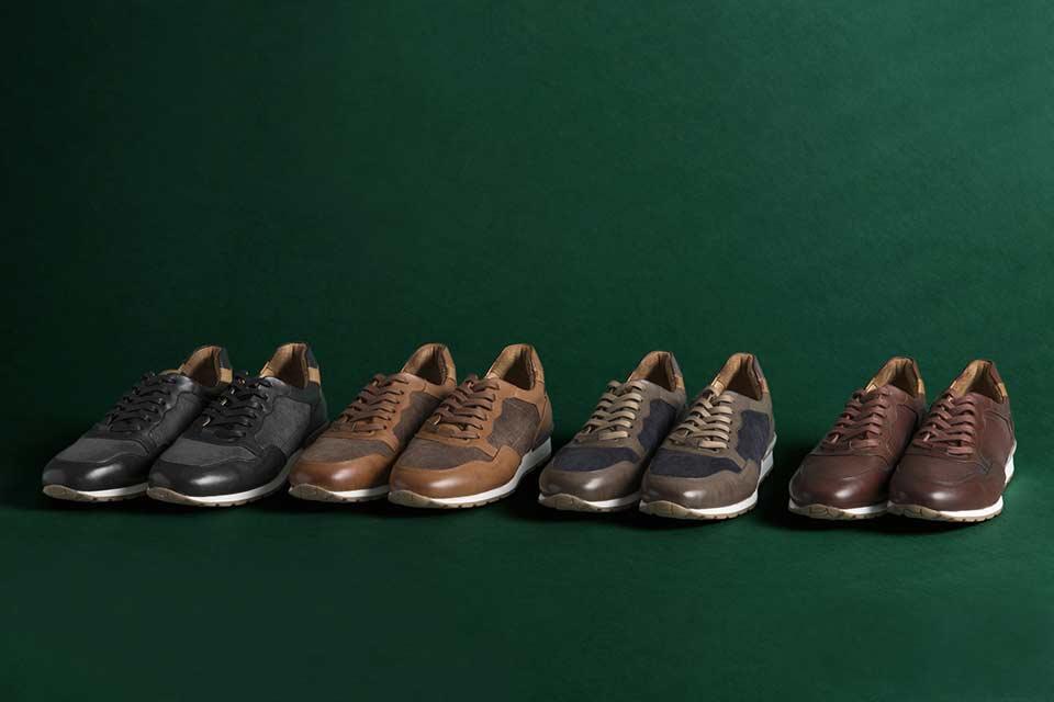 Choisir Sneakers en Cuir Homme