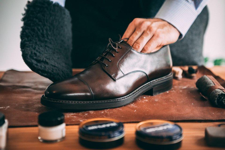 Comment Entretenir Chaussures Pluie Chamoisine