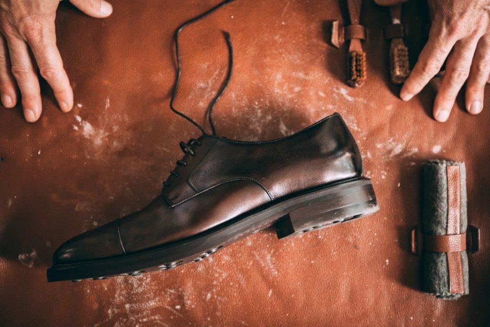 Comment Entretenir Chaussures Pluie Sechage