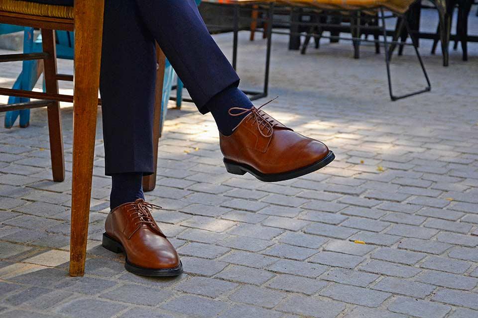 Premières Chaussures Homme