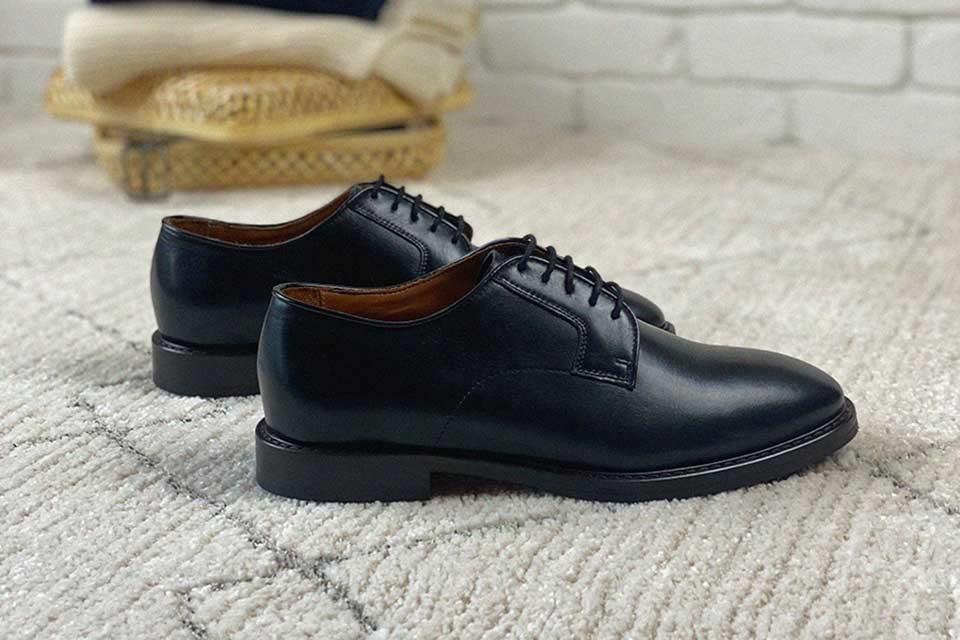 Porter Chaussures Noires