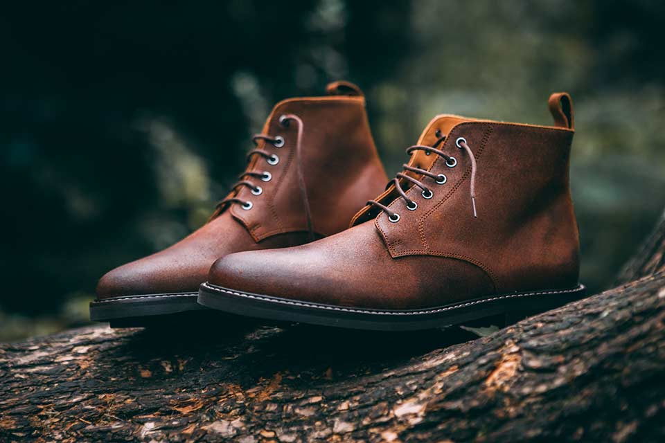 Boots Hiver Homme