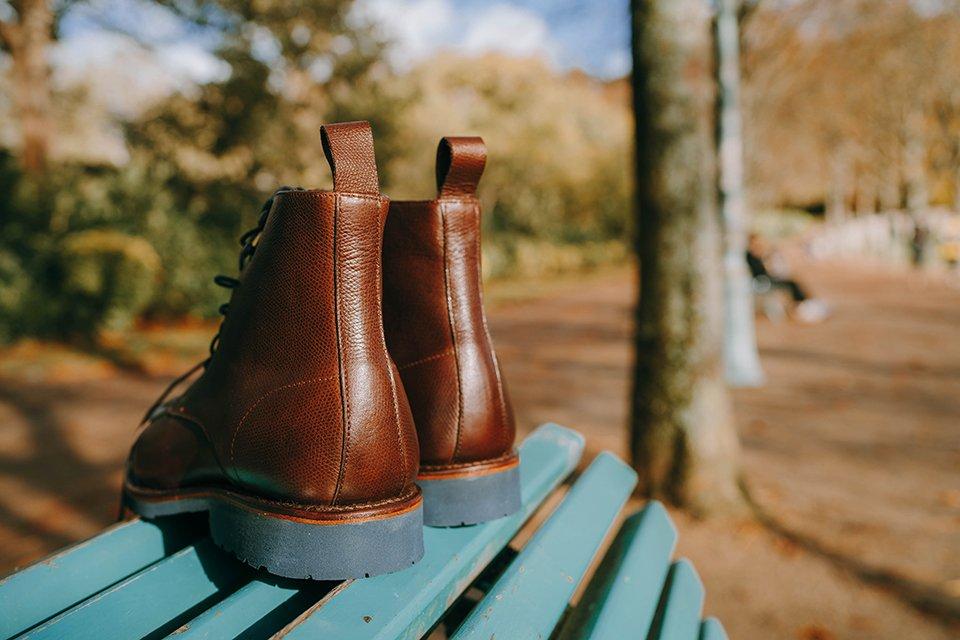 hardrige boots contrefort