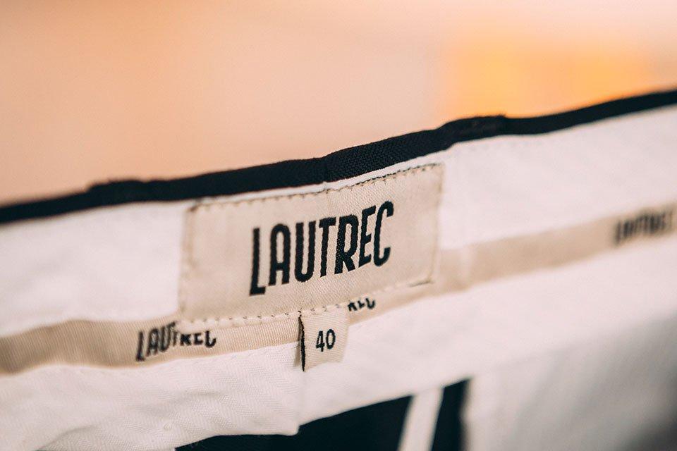 Etiquette Pantalon