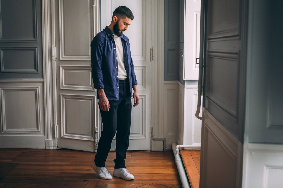 Look Homme Lautrec Casual Chic