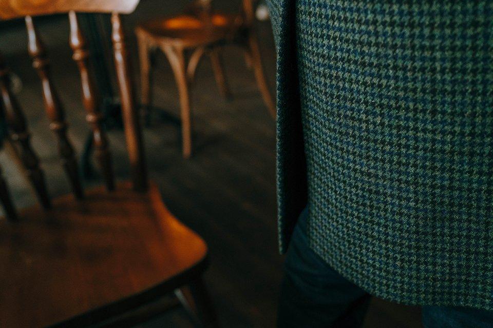 Manteau Octobre Design fente