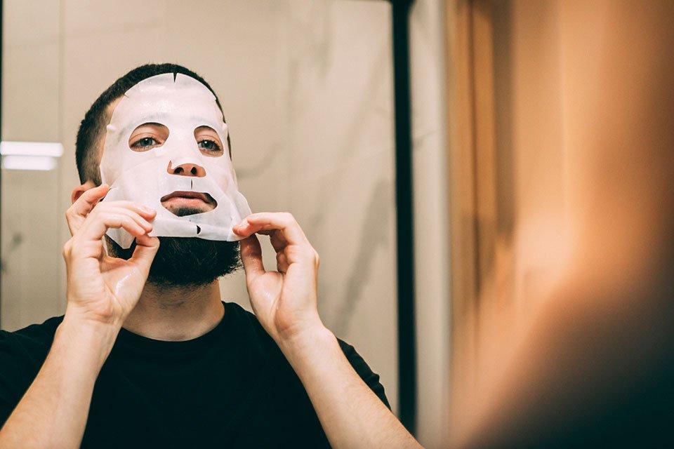 Masque Anti Gueule de Bois