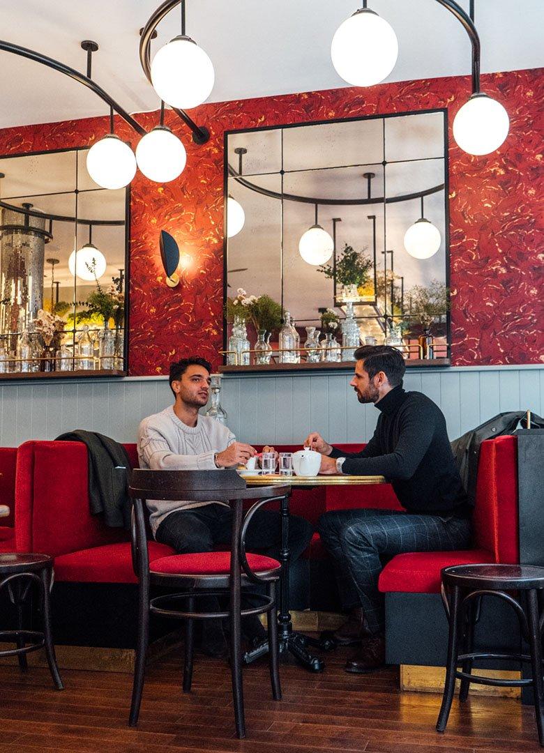 Montre frederique constant highlife clement max cafe