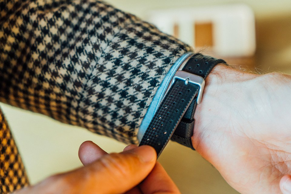 montre yema superman boucle bracelet