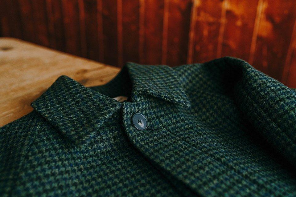 Octobre manteau Weldon vue manteau