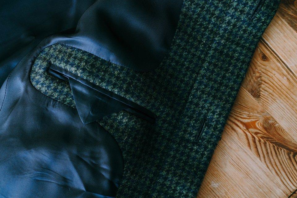 octobre manteau weldon zoom poche interne