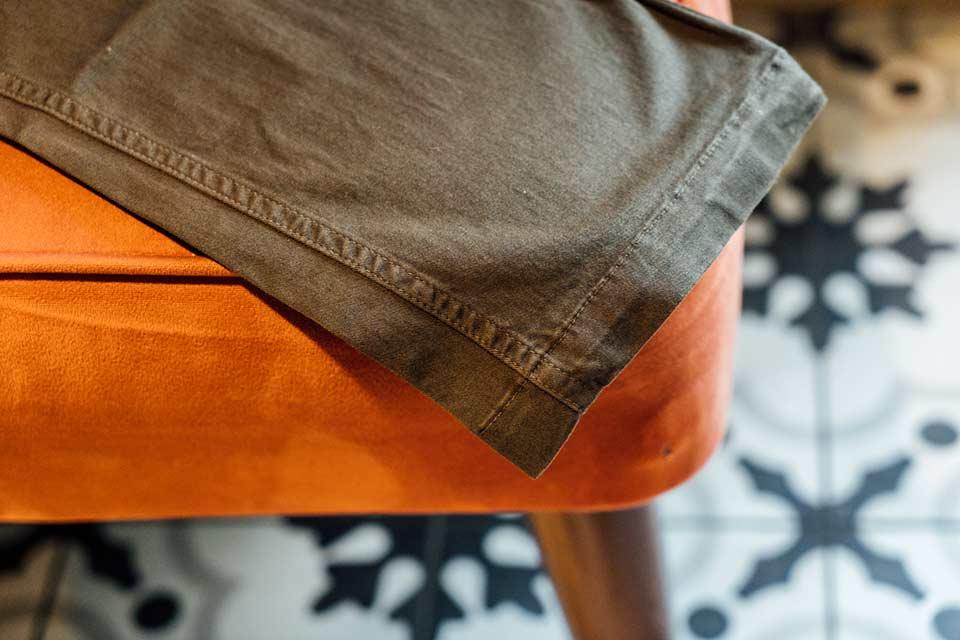 Reconnaitre Bon Pantalon
