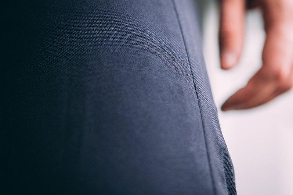 Pantalon Laine Costume