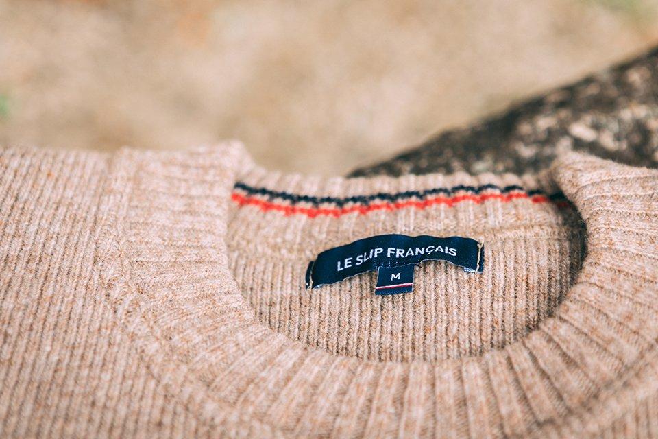 pull laine ludo le slip français test avis col 1