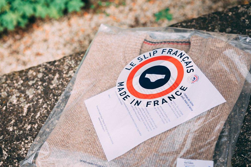 pull laine ludo le slip français test avis packaging 1