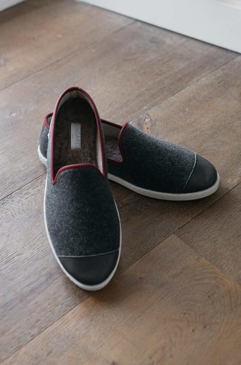 Chaussons Homme Hiver 2020