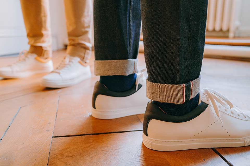 Choisir Ses Sneakers Blanches Homme