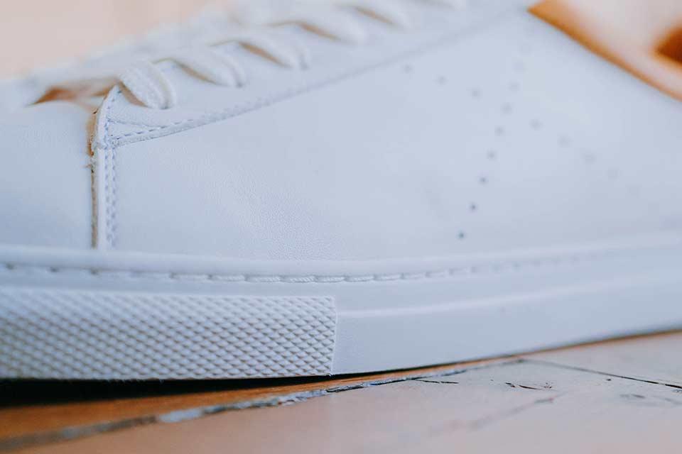 Cousu Strobel Sneakers