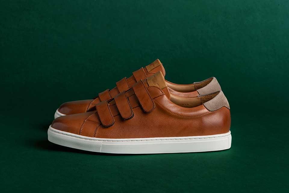 Chaussures Scratch Cuir