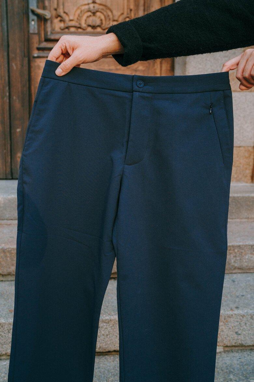 Adresse Pantalon Tissu
