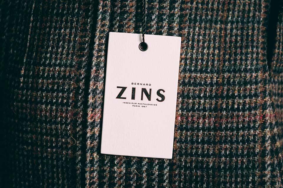 Bernard Zins Tweed