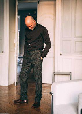 Choisir Pantalon Tweed