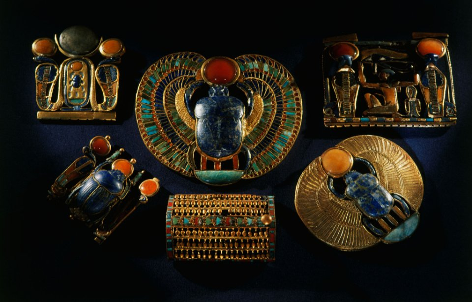 Bijoux-Egypte