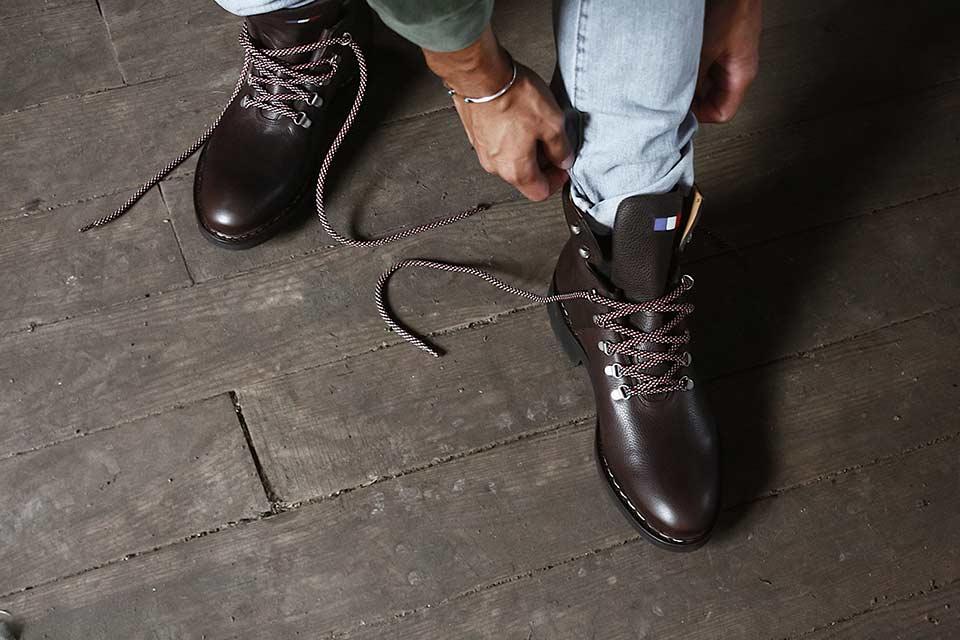 Boots Baroudeur