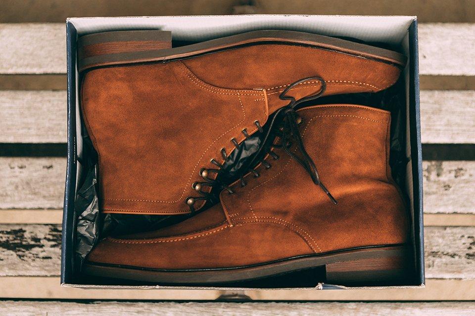 boots rudy's eden chaussures boite