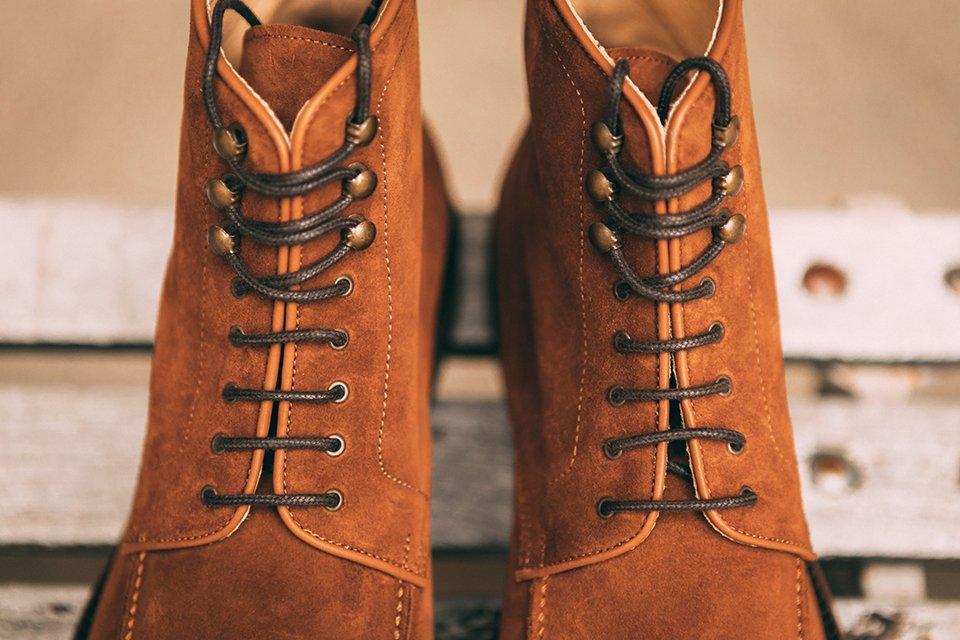 boots rudy's eden lacets