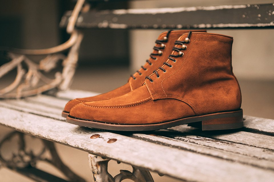 boots rudy's eden paire