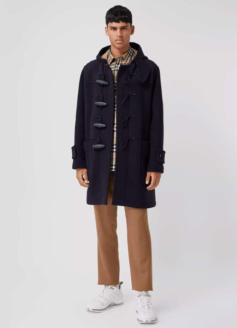 Duffle Coat Burberry
